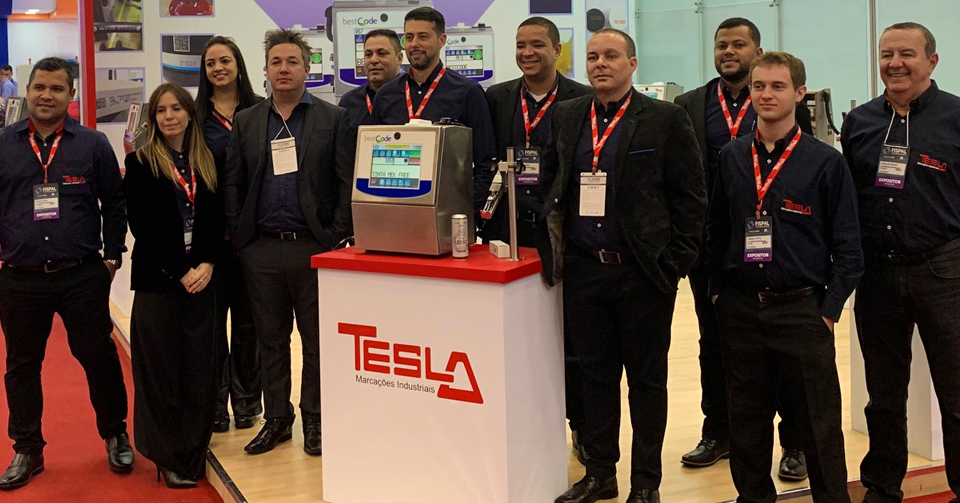 BestCode-Tesla-specialists-showcasing-industrial-inkjet-coding-solutions-at-Fispal-2019