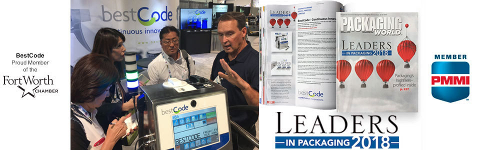 Fort-Worth-Chamber-member-Leaders-in-Packaging-2018-and-PMMI-Member-PackExpo2018